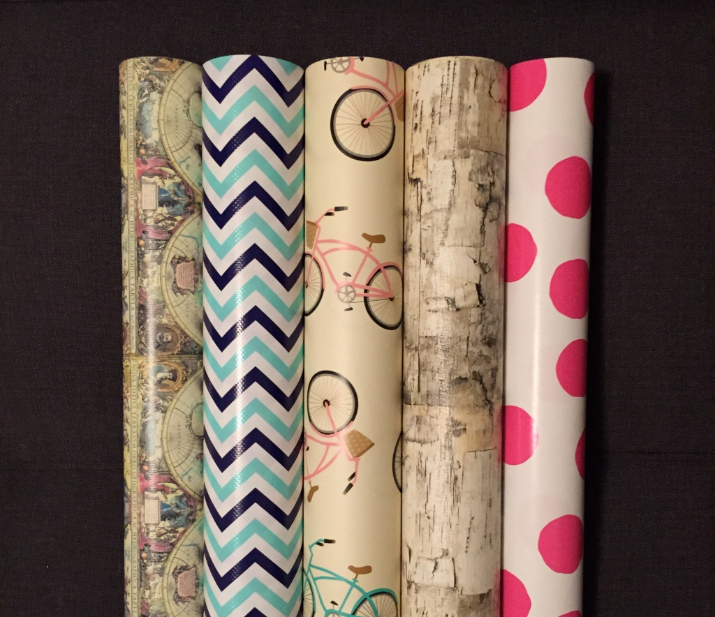 Wrapping Paper for table runners